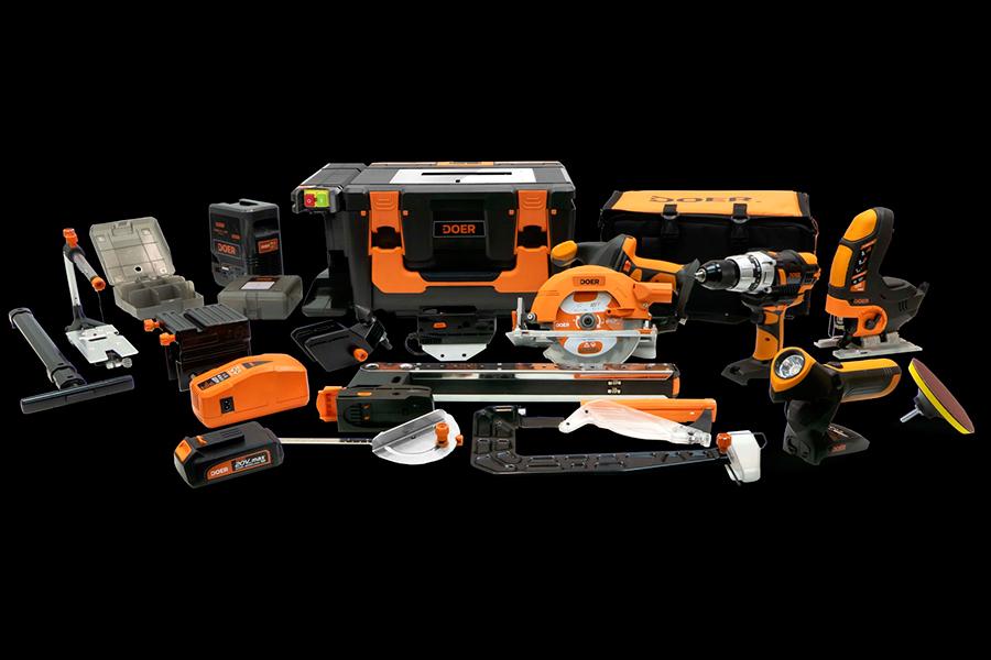 Compact Tool Kit