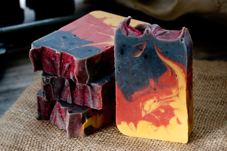 Fire Soaps