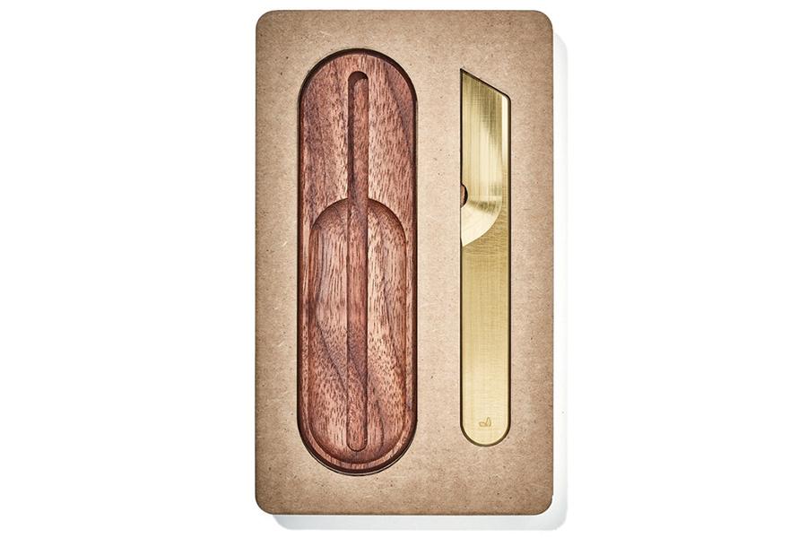 Groovemade task knife