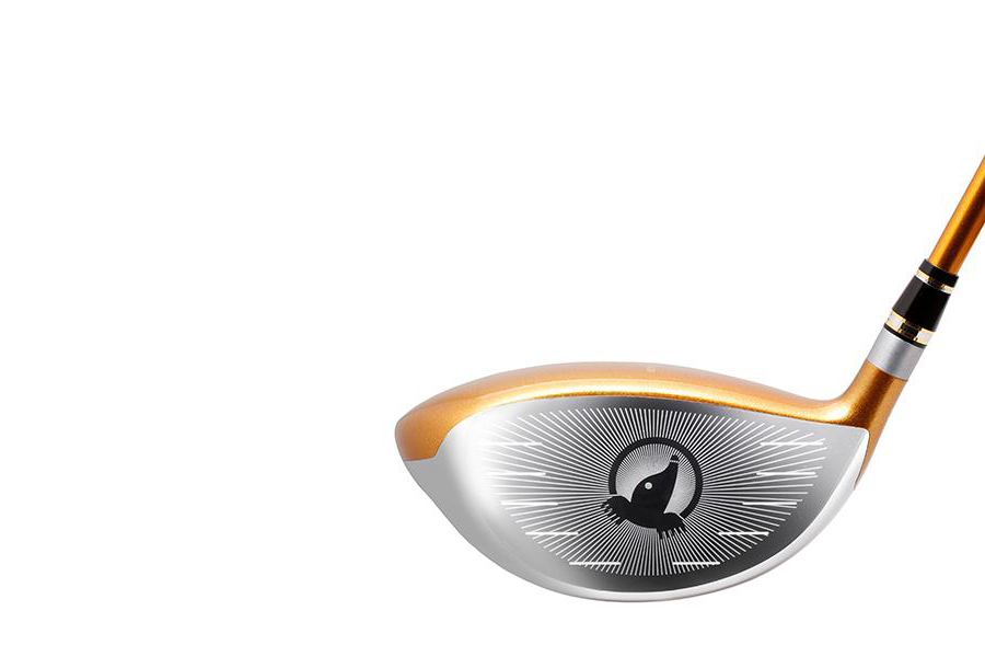 Honma Beres Golf Clubs front view