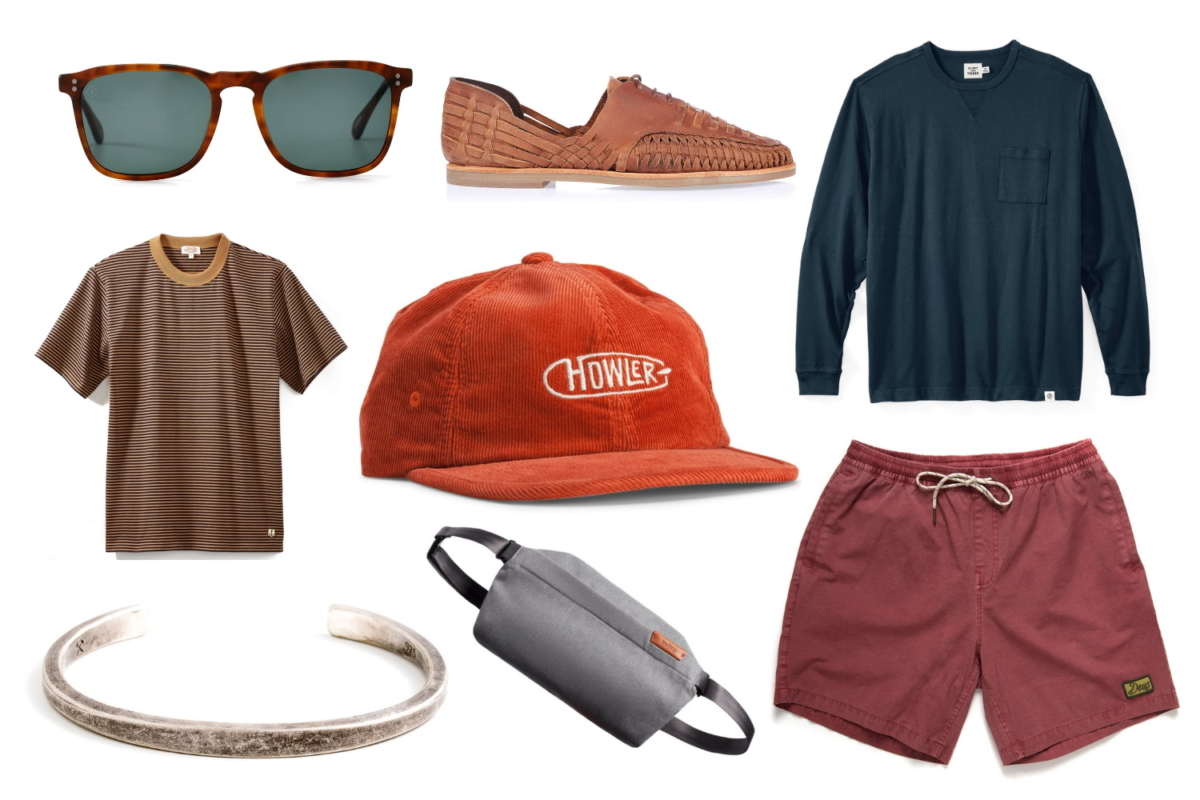 Products from Huckberry finds December 2019