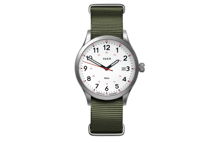 VAER Watches Field