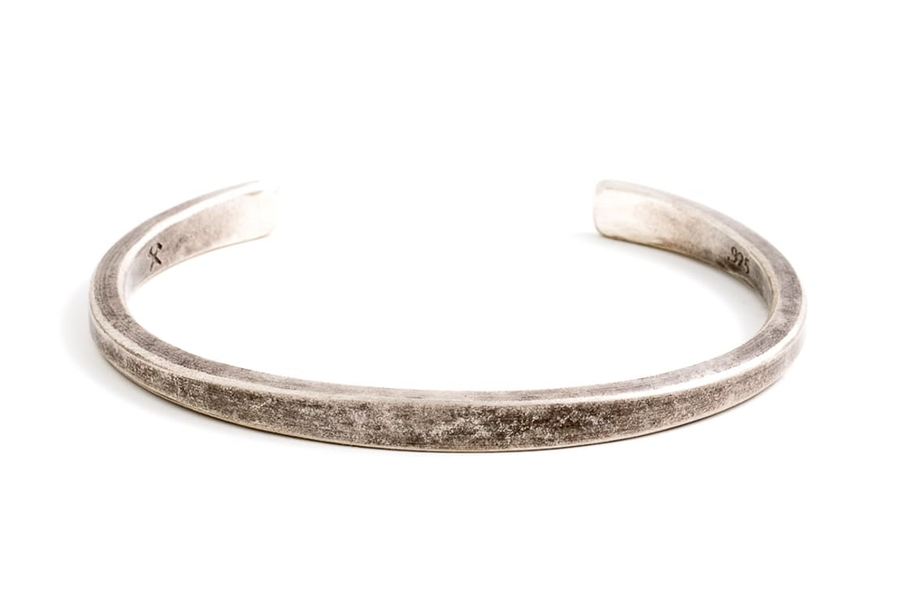 Workshop Sterling Silver Cuff