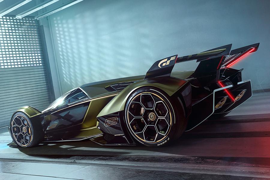 Lamborghini Lambo v12 grand turismo
