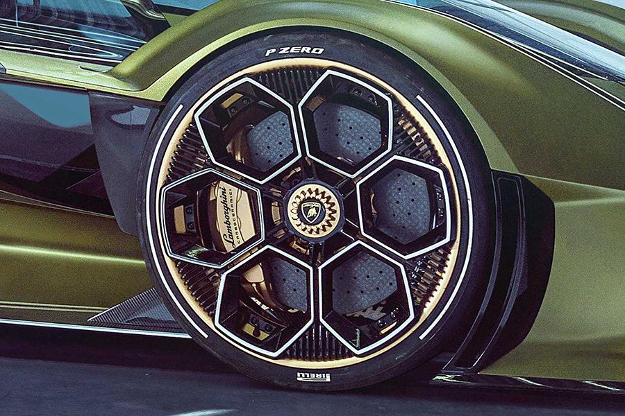 Lamborghini Lambo wheel