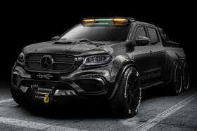 mercedes benz concept vehicle