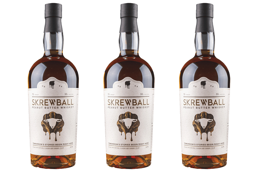 Here's a Comfort Food – Peanut Butter Whiskey from Skrewball