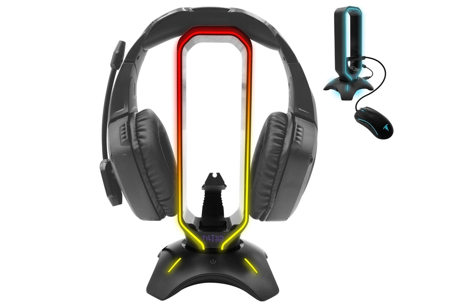 Tilted Nation RGB Headset Stand