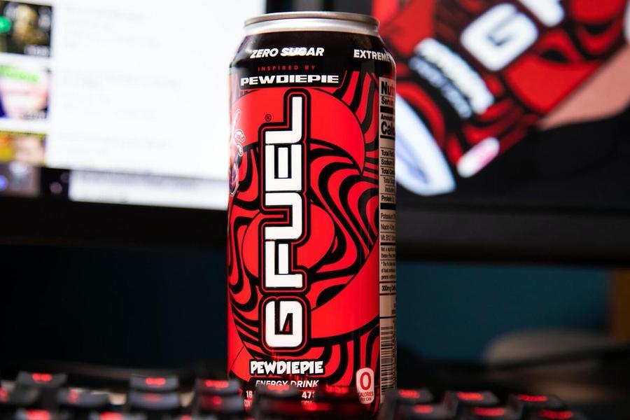Pewdiepie G-Fuel
