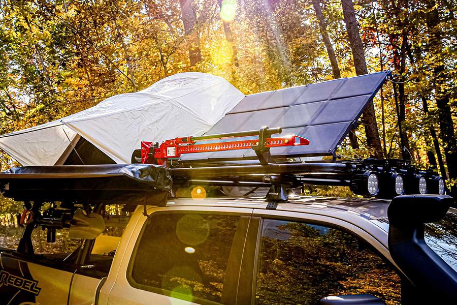 Ram 1500 Rebel OTG Concept solar