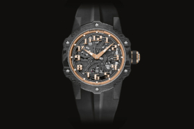 Richard Mille RM 33-02 watch dial