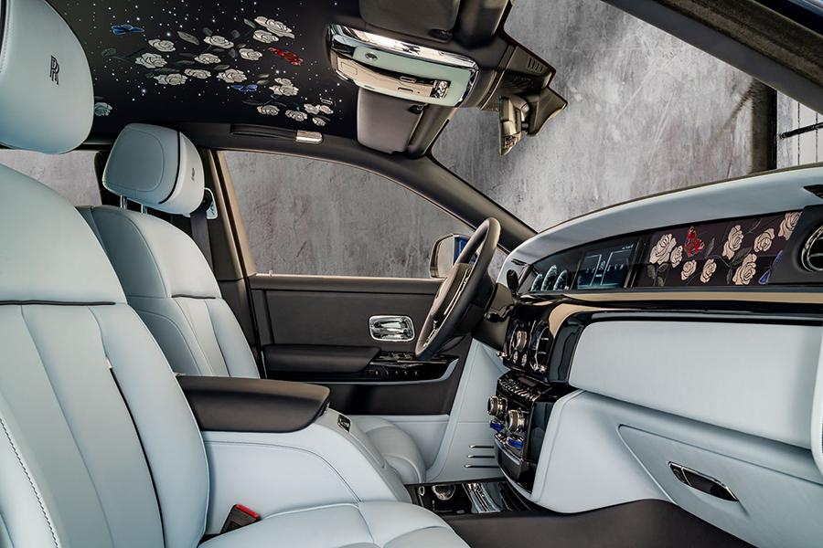 Rolls-Royce Luxury Interior