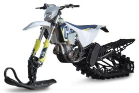 Snowrider Dirt Bike Snow