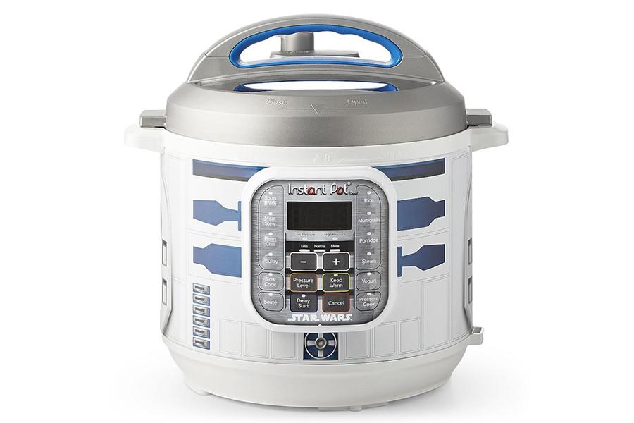 Star Wars Instant Pot Duo 6-Qt. Pressure Cooker, R2-D2