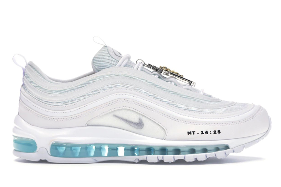MSCHF x INRI x Nike Air Max 97 most valuable sneakers