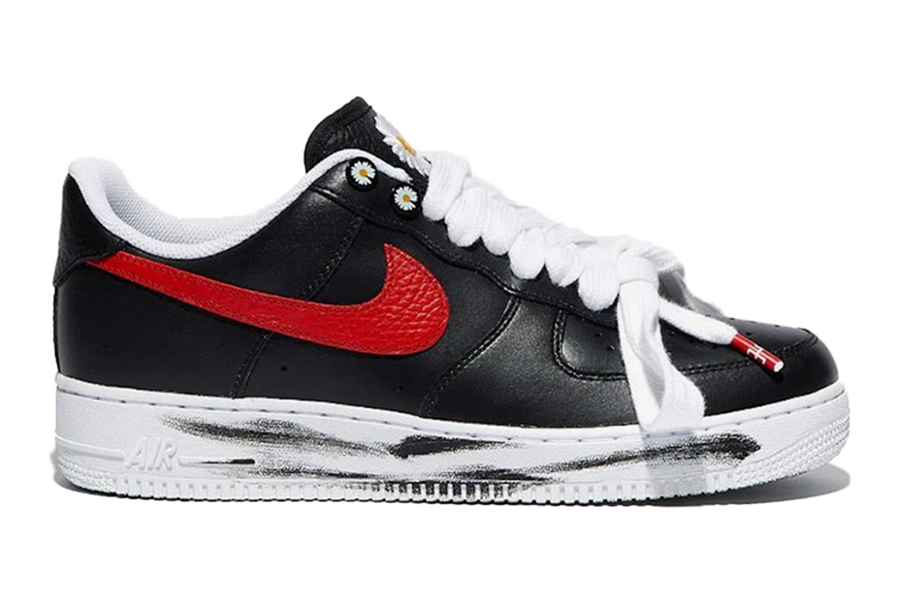 G-Dragon x Nike Air Force 1 (Korea Exclusive) under 10 most valuable sneakers
