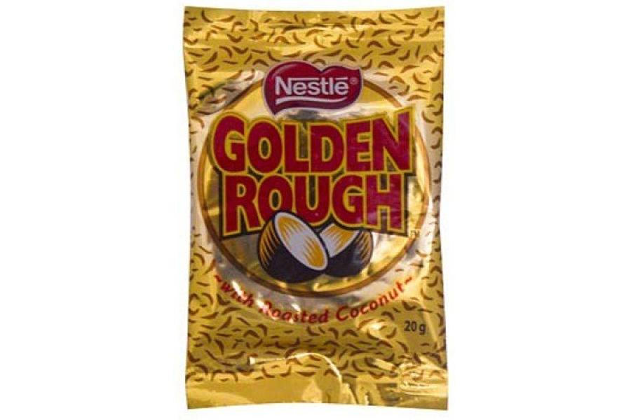 Golden Rough