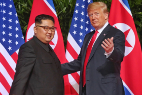 WTF Happened in 2019 – Donald Trump Kim Jong Un