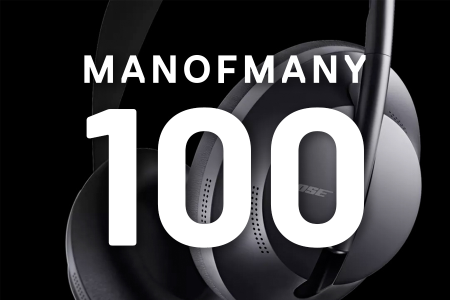 Man of Many's Top 100 Products of Year 2019