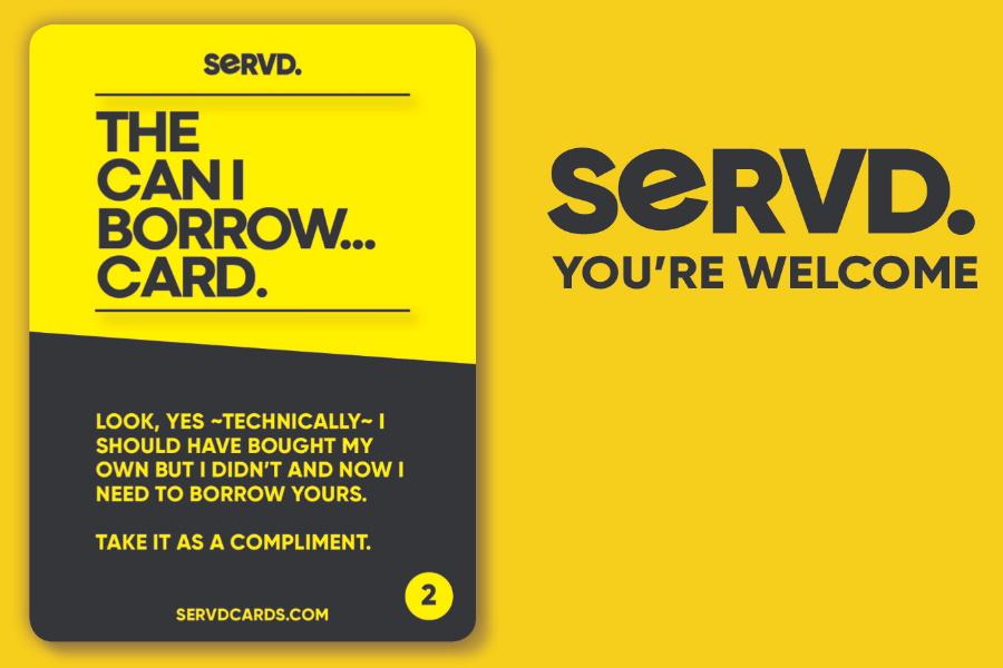 servd card game