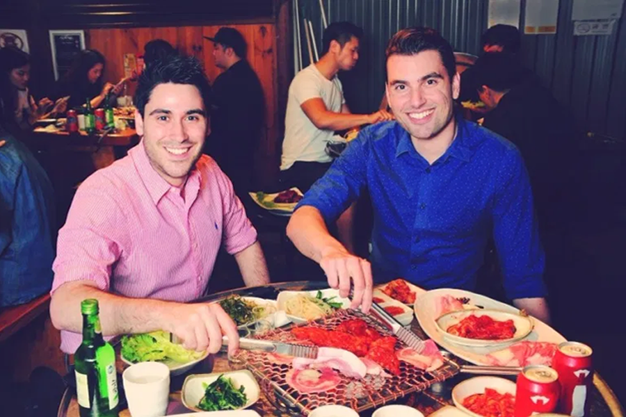 2 Hungry Guys