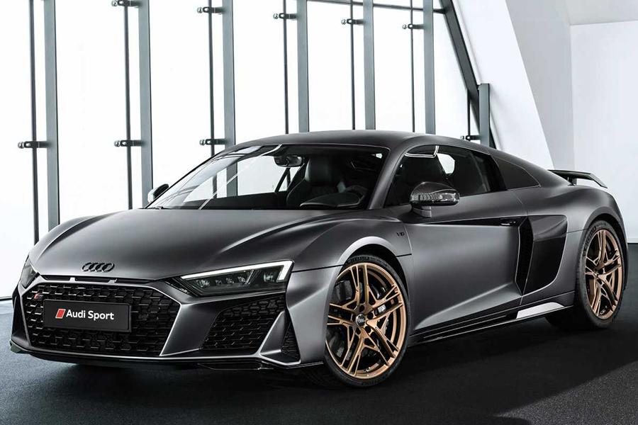 Win a Rare 2020 Audi R8 V10 Decennium + $20k Cash!