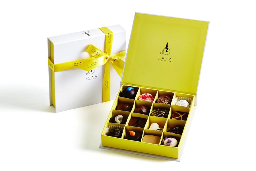 23 Best Australian Chocolate Brands - Luka Chocolates