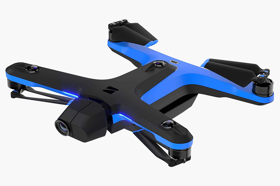 Skydio 2 Drone side view