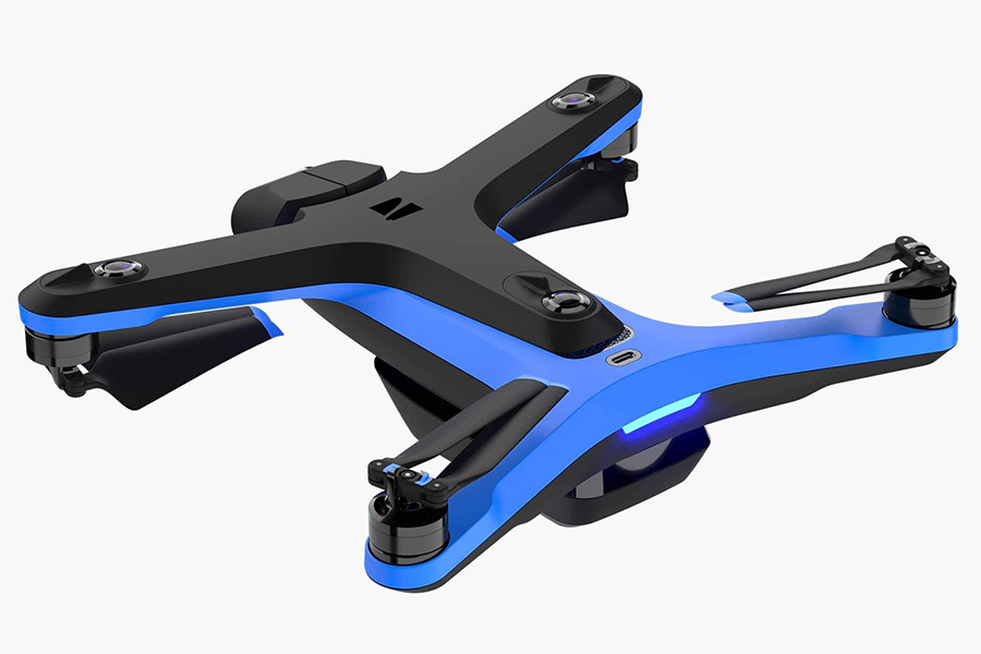 AI-Enabled Skydio 2 Drone
