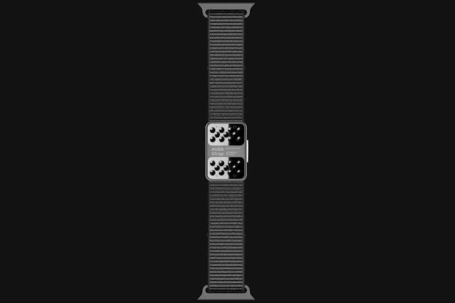 apple watch aura strap