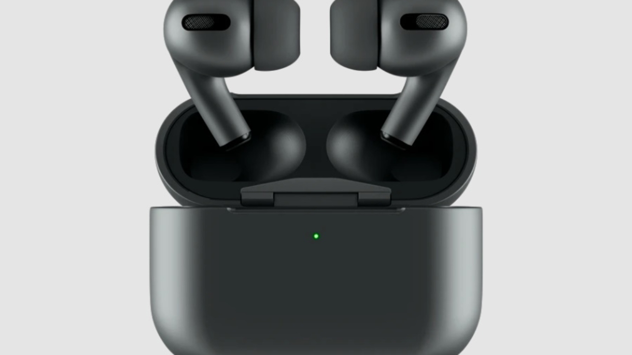 Black Apple Airpods Airpods Pros Man Of Many