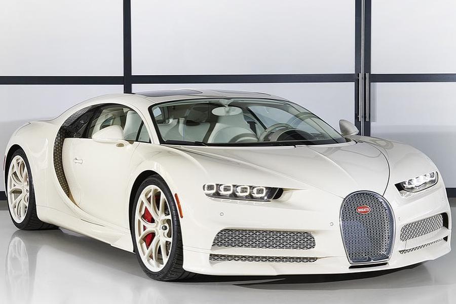 Bugatti Legend cover image