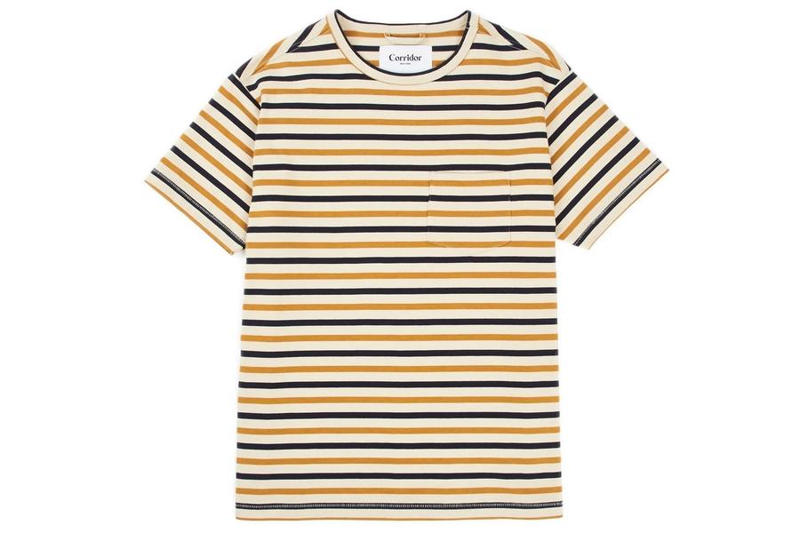 Corridor NYC Stripe T-Shirt
