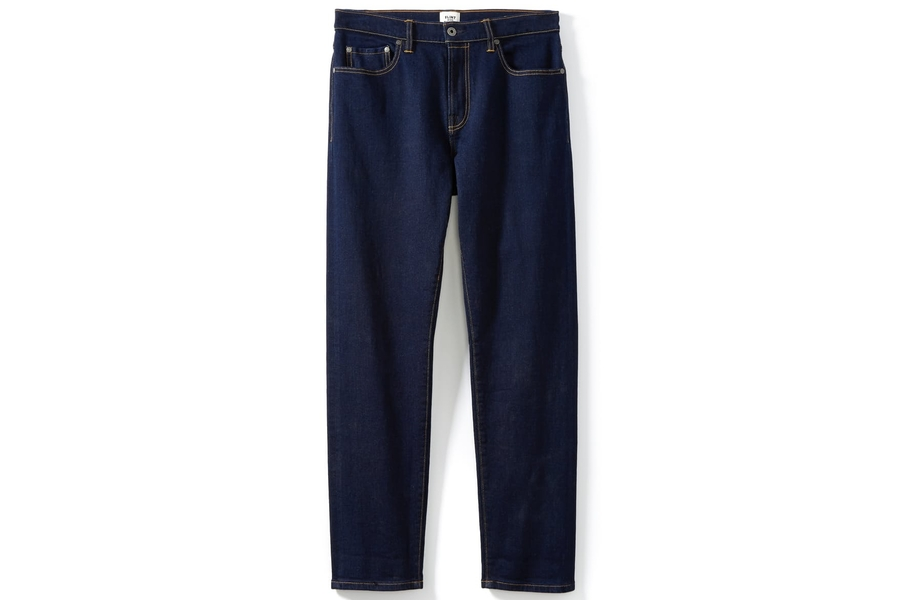 Flint and Tinder Stretch Selvage Jeans