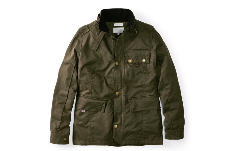 Peregrine Waxed Bexley Jacket