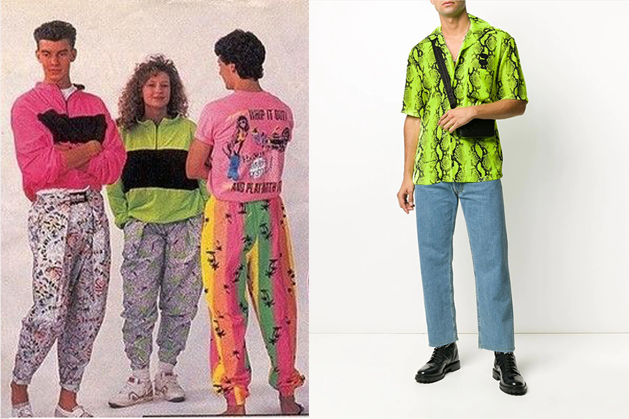 13 Best 80s Fashion Trends For Men Man Of Many