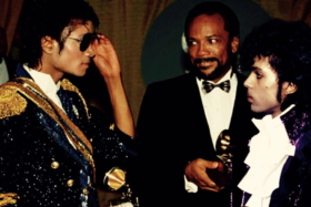 Prince and Michael Jackson