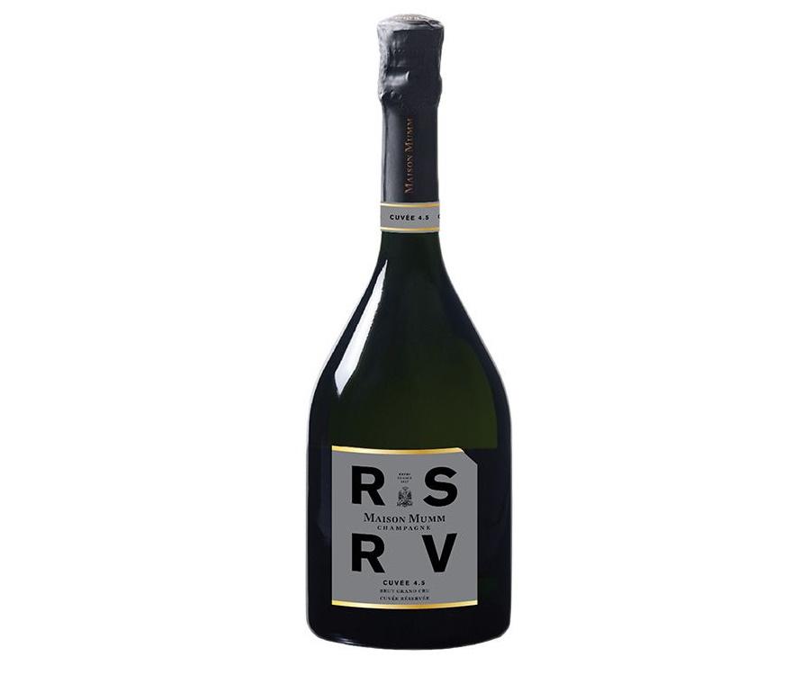 RSRV Cuvée 4.5 champagne