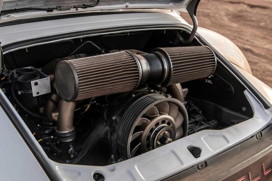 Russell Built Porsche 911 engine