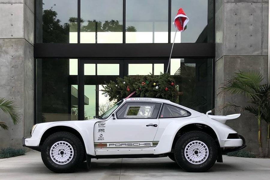 Russell Built Porsche 911
