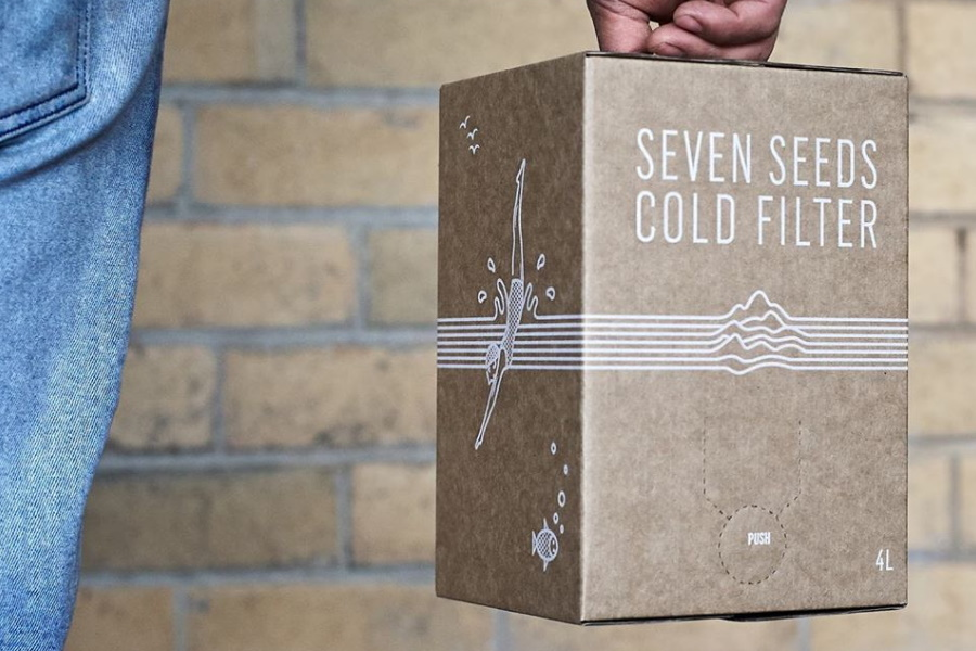 seven seeds cold filter coffee