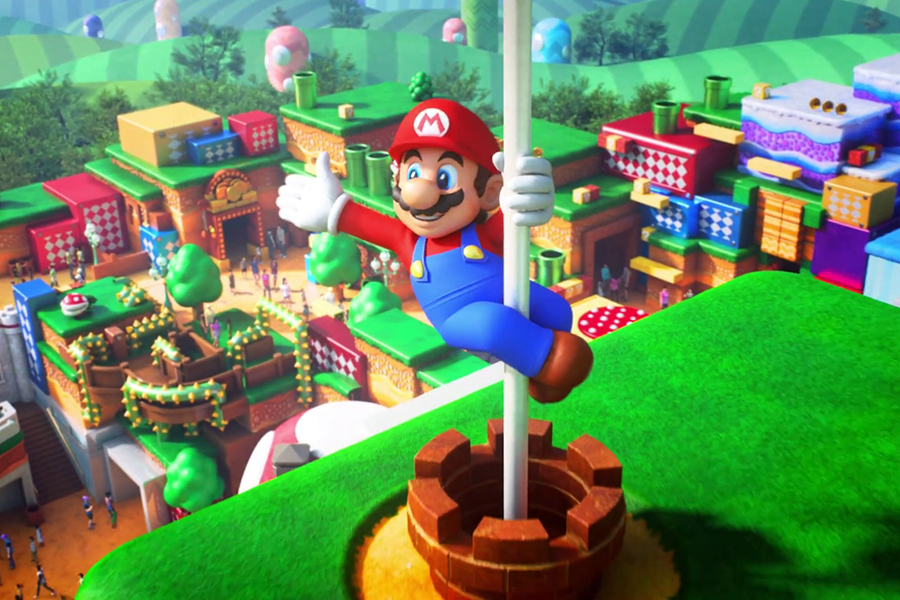 Super Mario World - Japan