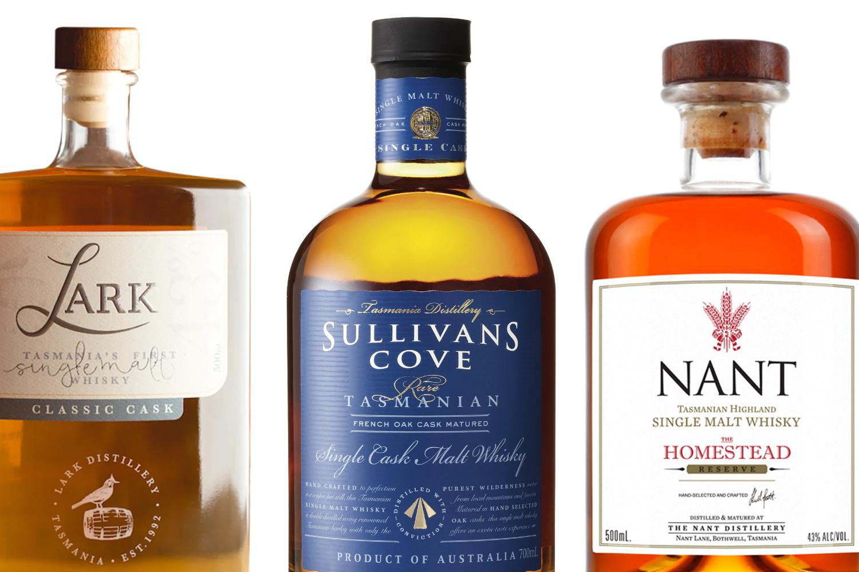 Best Tasmanian Whisky Bottles