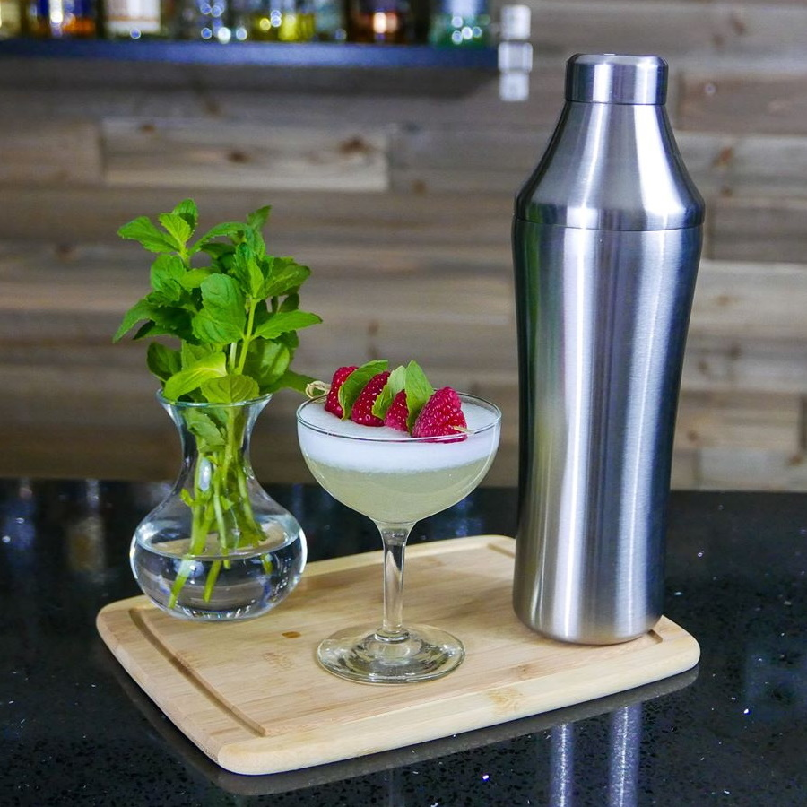 The Elevated Craft Cocktail Shaker