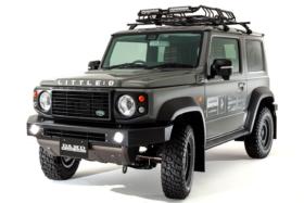 Suzuki Jimny body kit for a defender