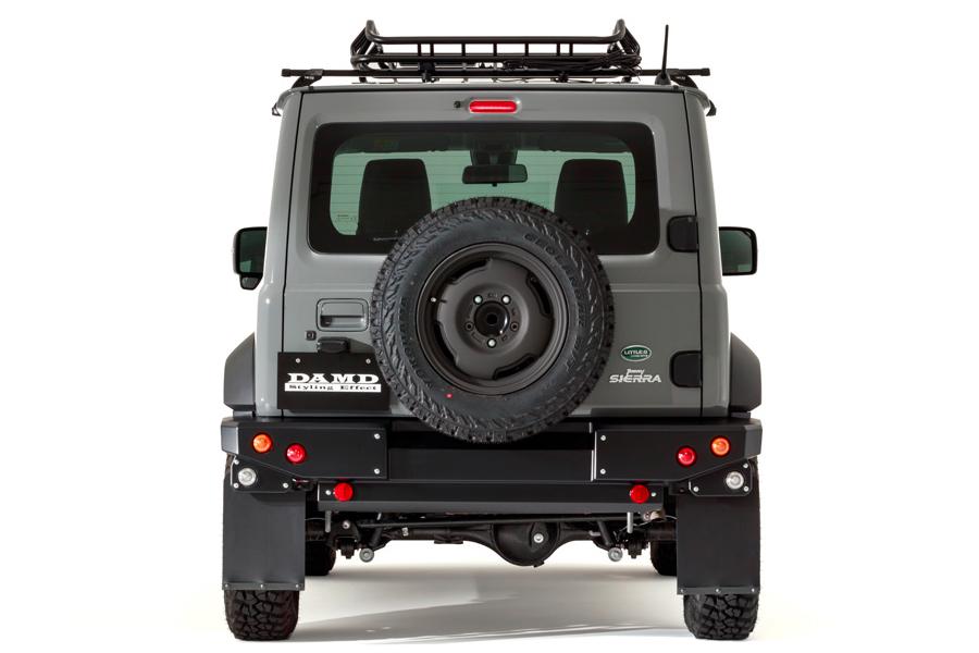 Suzuki Jimny back