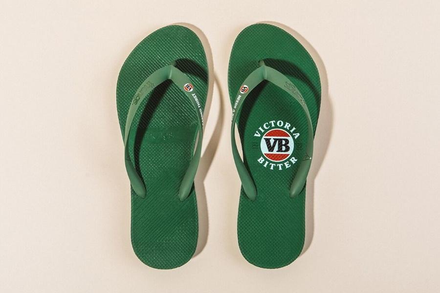 vb thongs for australia day