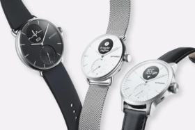 Withings Scanwatch color variation