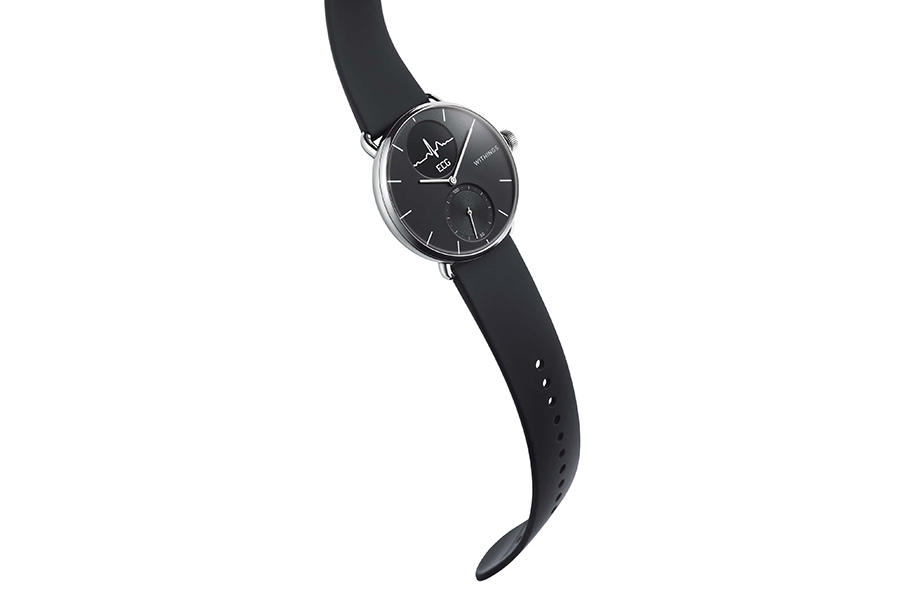 Withings Scanwatch black