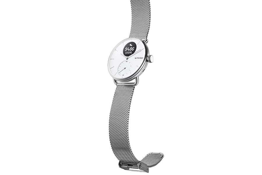 Withings Scanwatch silver